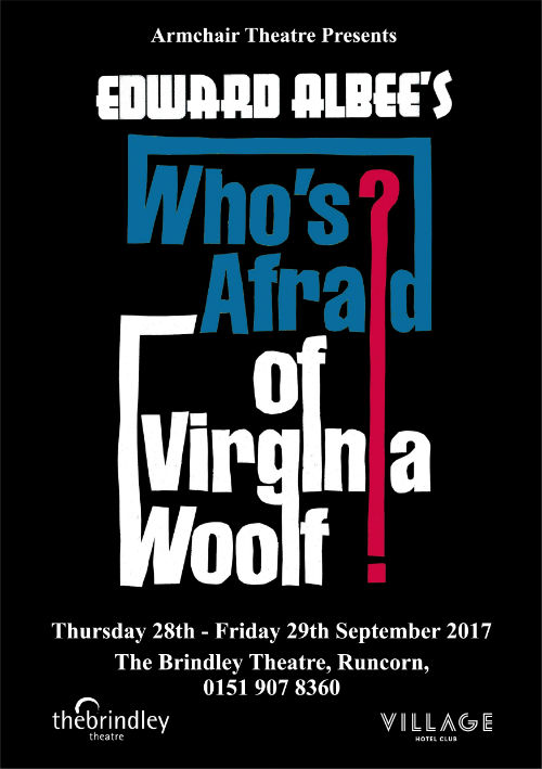 Who's Afraid Of Virginia Woolf? Theatre Posters