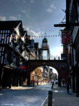 The Eastgate Clock Chester