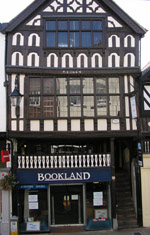 Timber Framed Building Bookland.
