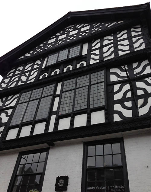 Tudor House Chester