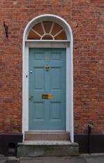 Old Doors of Chester & Chester 360° ~ Old Doors of Chester. Georgian Doors