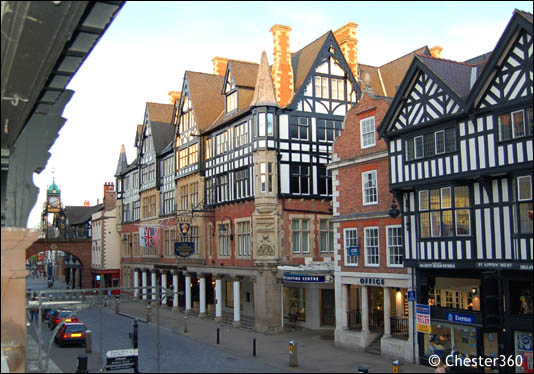 Luxury Hotels Chester