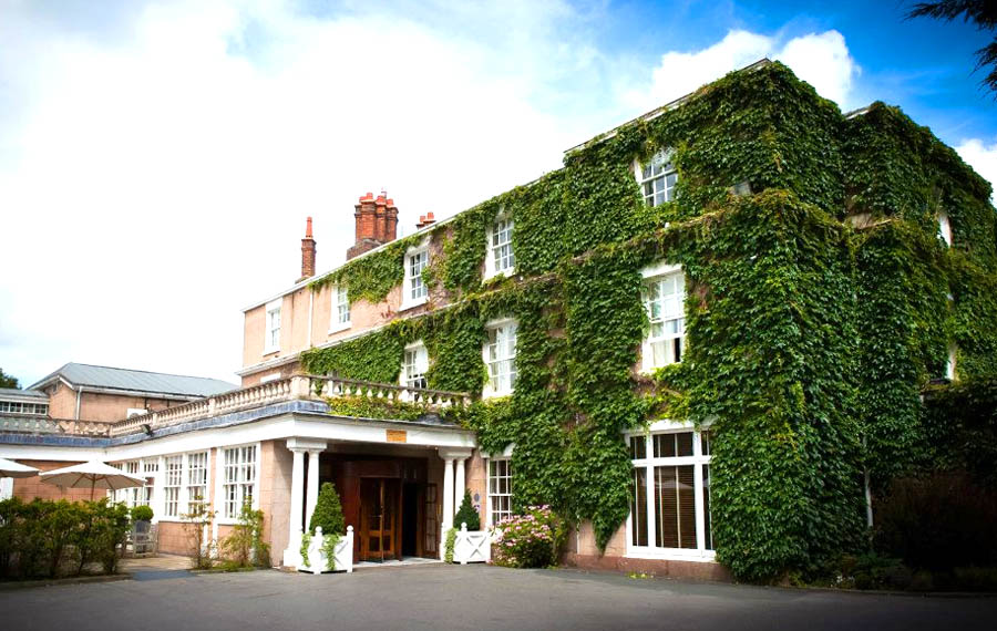 Rowton Hall Hotel Spa Chester