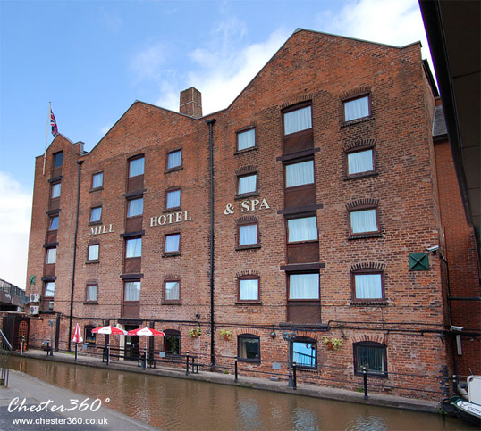 Hotels in chester photos of chester hotels uk visit - Hotels in chester with swimming pool ...