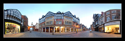 Chester Grosvenor Hotel