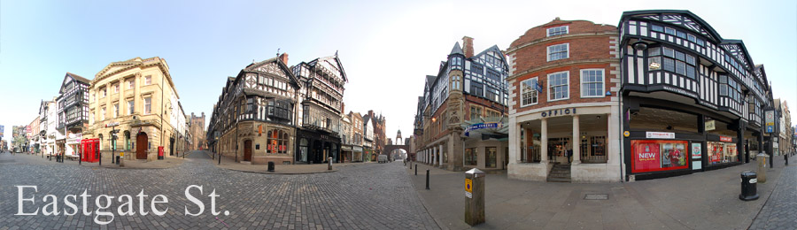 Eastgate Street Chester 2.3mb