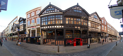 Guide to Chester