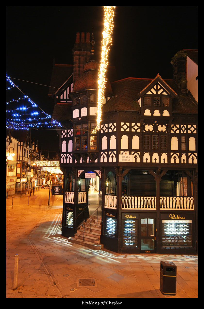 Waltons Jewellers Chester