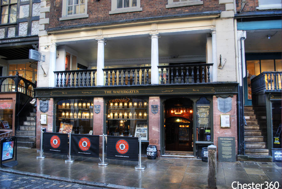 Watergates Bar Chester