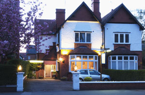 Chester House B&B, Hoole Road Hotels