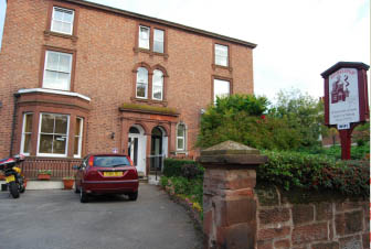 Homeleigh Guest House Chester