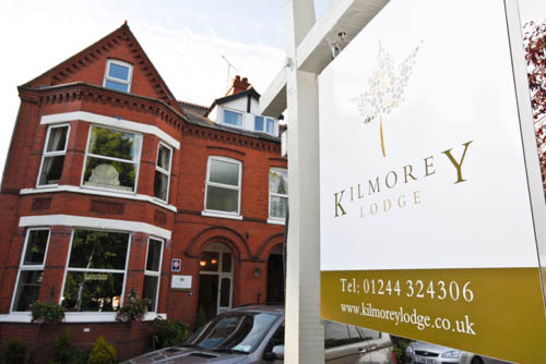 Kilmorey Lodge, Hoole, Chester
