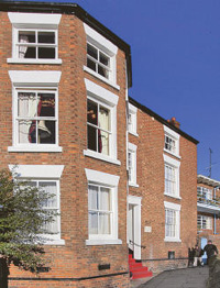 Recorder Bed and Breakfast, Chester