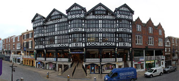 360 Degree Photos of Chester