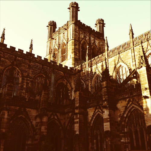 Chester Cathedral Tours