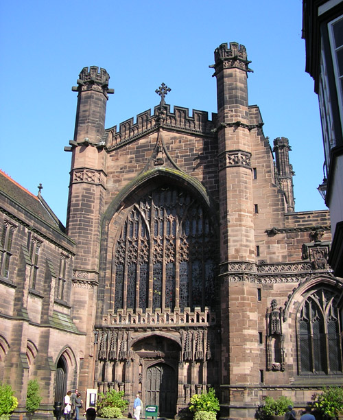 Cathedrals Chester