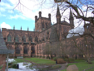 Chester Cathedral March