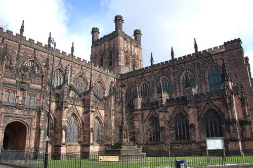 Photos of Chester Cathedral
