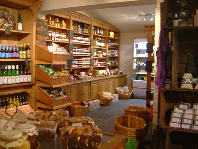 Davenports Farm Shop, Cheshire