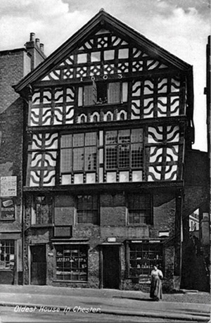 Tudor House Lower Bridge Street
