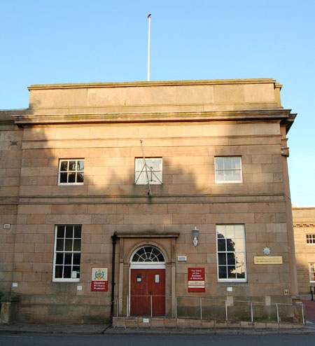 Chester Military Museum, Chester Courts