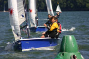 Plas Menai Dinghy Sailing