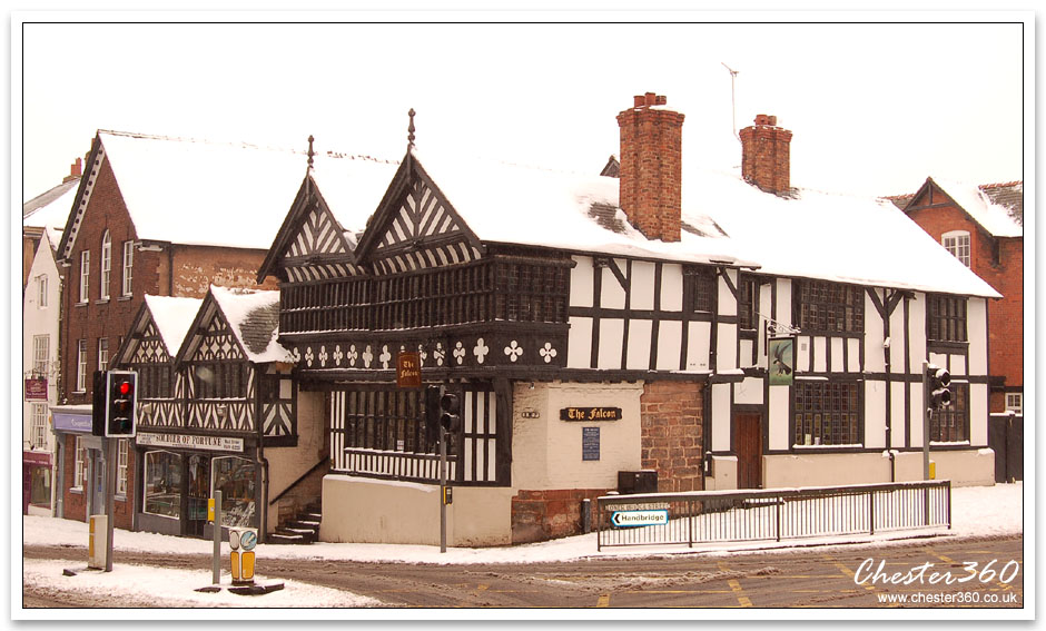 The Falcon Pub Chester