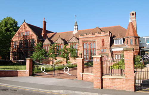 Queens School Chester