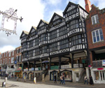 The Famous Black & White Chester Architecture