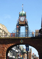 Chester Eastgate Clock