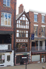 Chester's Old Heritage
