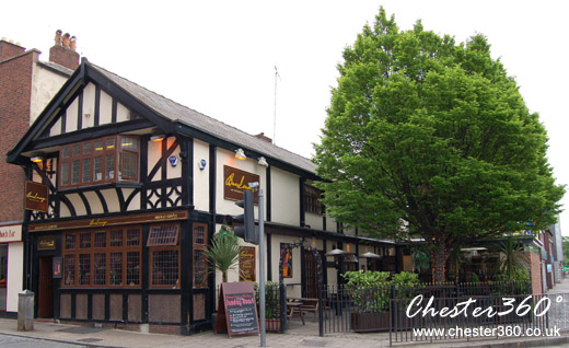 Chester 360° ~ Barlounge, Watergate St. Chester