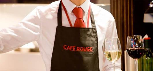 Cafe Rouge Bath Lunch Menu