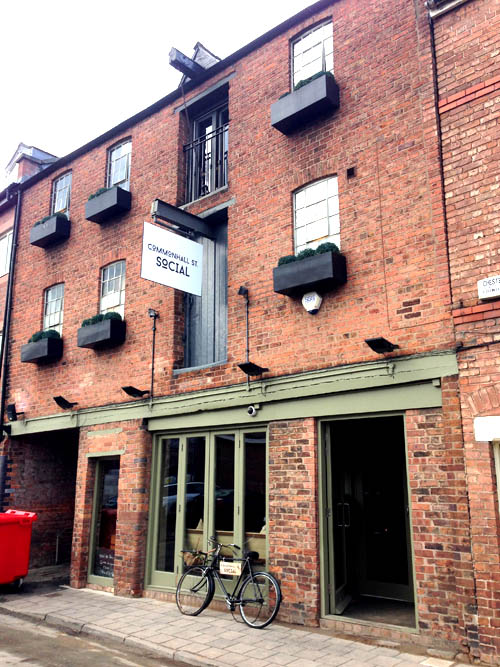 Commonhall Street Social Chester