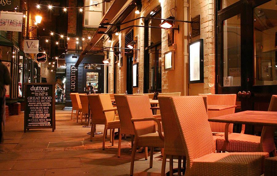 Duttons Restaurant Chester Menu