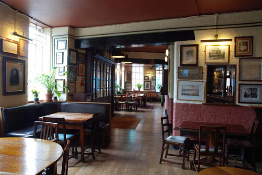 Old Harkers Arms  Russell Street  Chester