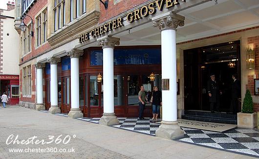 Chester 360 176 La Brasserie Chester Inside The Grosvenor