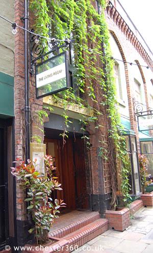 Chester 360 The Living Room Chester Restaurant Bar