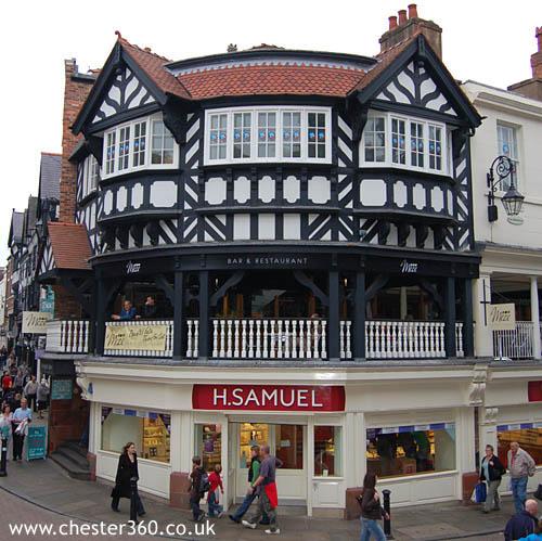 Meze Chester. Meze Bar & Restaurant In Chester