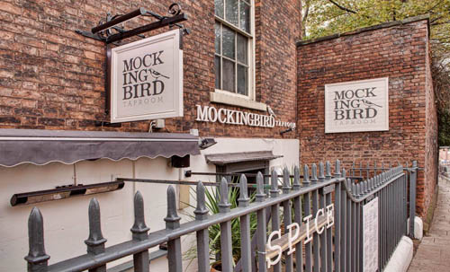 Mockingbird Taproom Chester