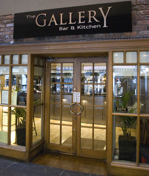 The Gallery Chester