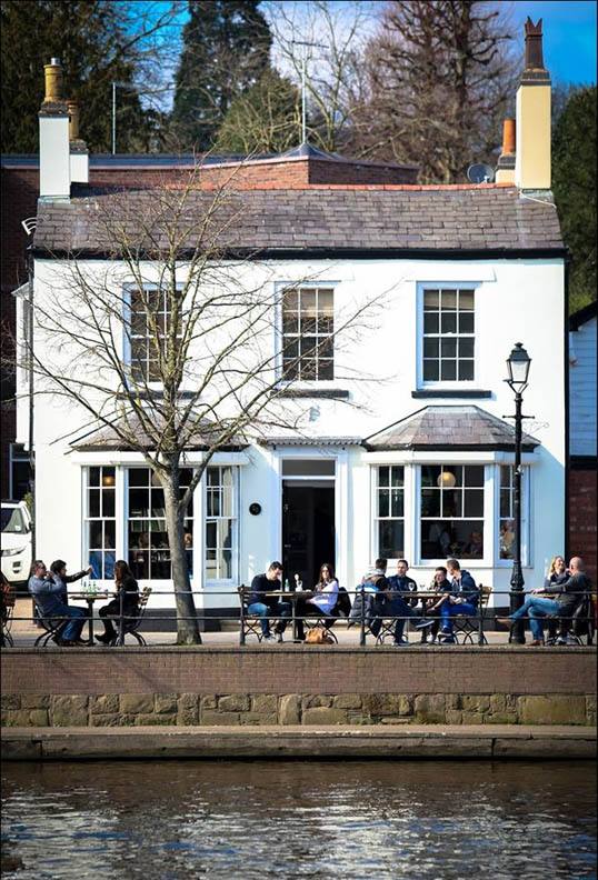The Moorings Chester