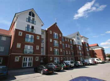 Chester Racecourse Penthouse Apartment