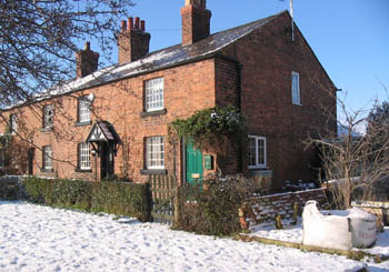 Rose Cottages Cheshire