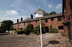 The Courtyard Helsby, Cheshire