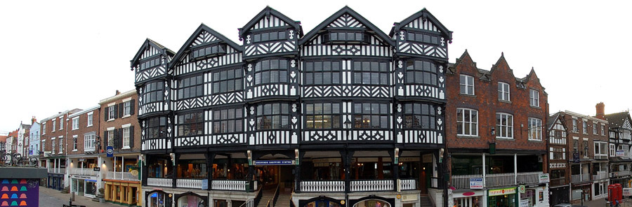 Bridge Street Chester