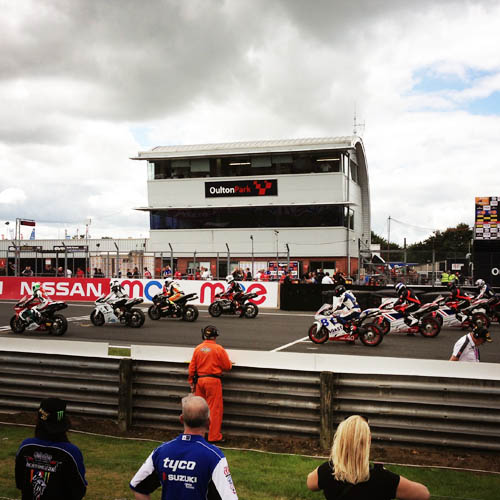 British Superbikes Cheshire