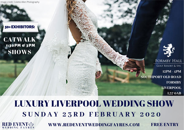 Luxury Liverpool Wedding Show