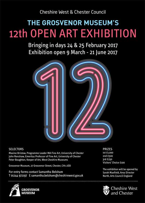 Chester Open Art Exhibition